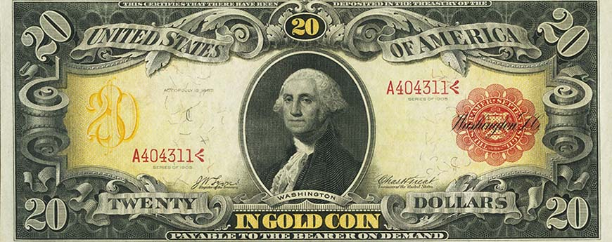 Collectible US Currency